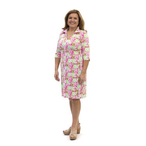 Katherine Way Nola Dress Mai Tai