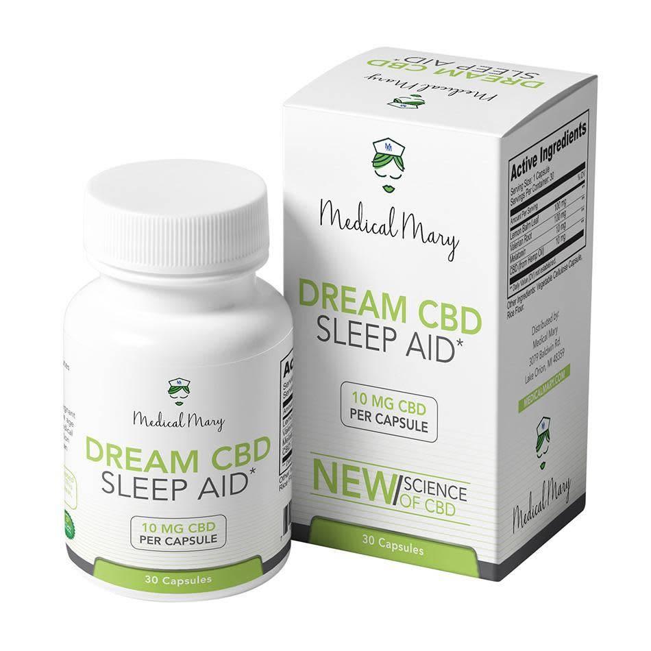 Medical Mary Dream CBD – Sleep Aid