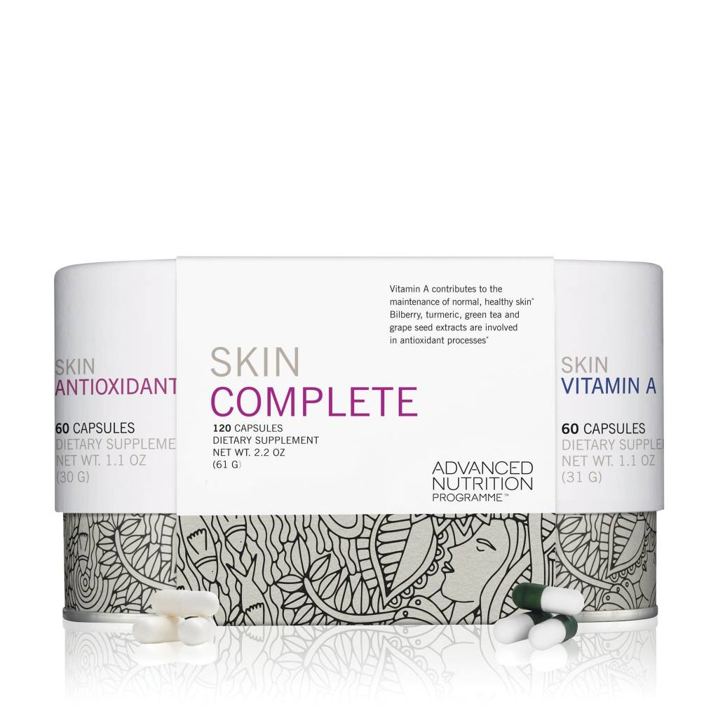 Jane Iredale Skin Complete Supplement