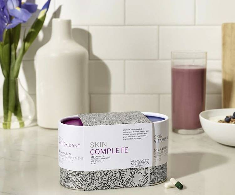 Jane Iredale Skin Complete Supplement 120 Count