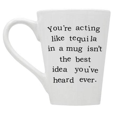Buffalovely Tequila in A Mug Mug