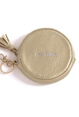 Shiraleah Gigi CA-CHING Zip Pouch Gold