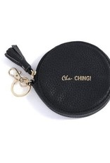 Shiraleah Gigi CA-CHING Zip Pouch Black