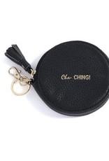 Shiraleah Gigi CA-CHING Zip Pouch Black