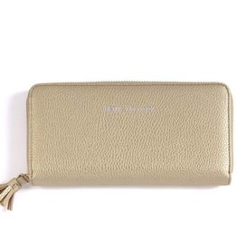 Shiraleah Gigi Retail Therapy Wallet Gold