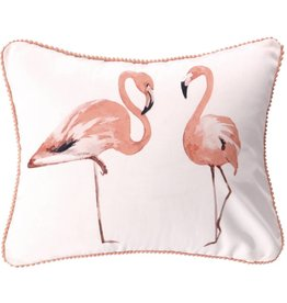 Levtex Flamingo Pillow