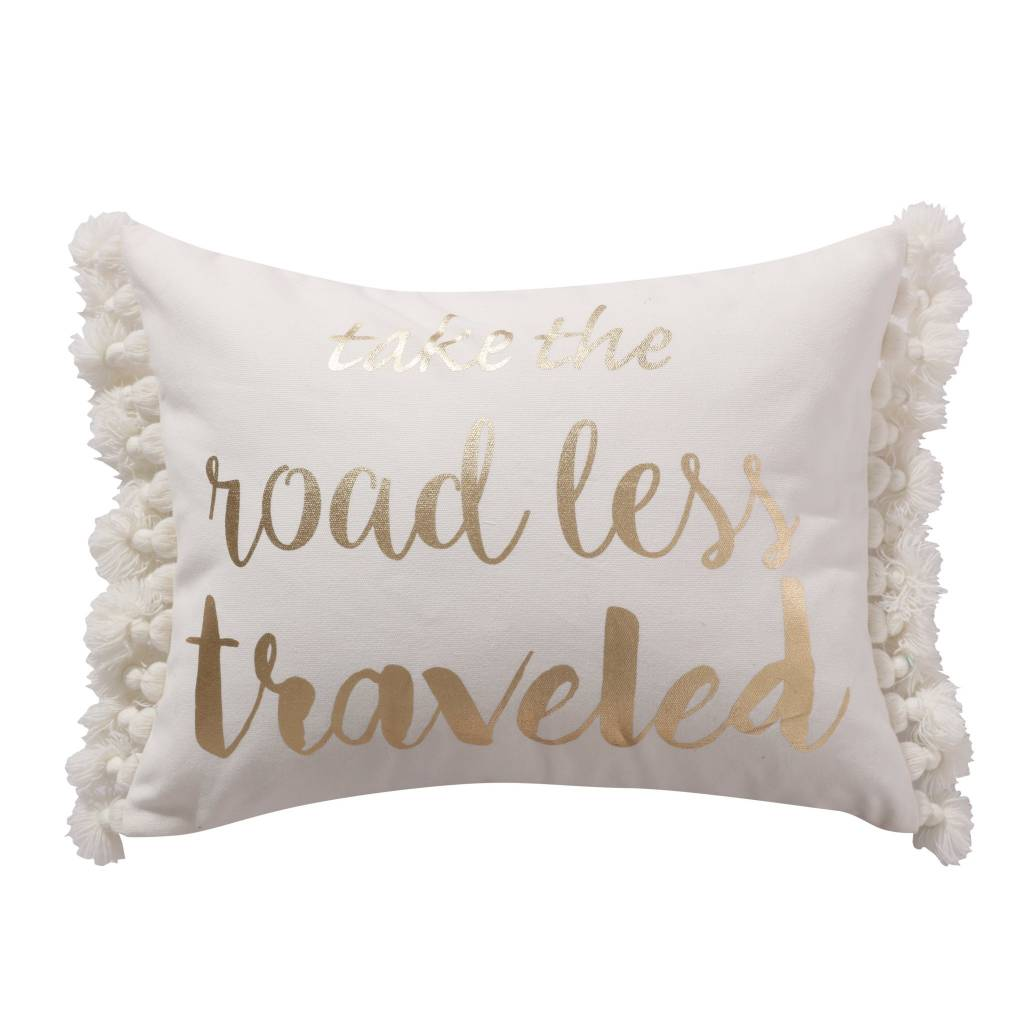 Levtex Road Less Traveled Pillow