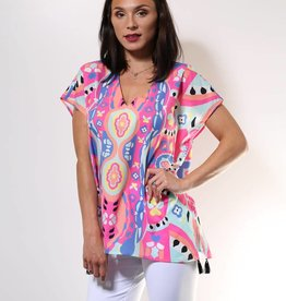 Britt Ryan Caftan Top Cancun