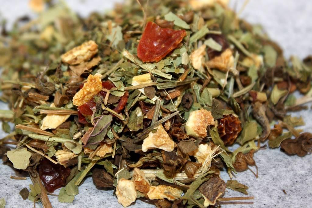 Focus Herbal Tea Blend