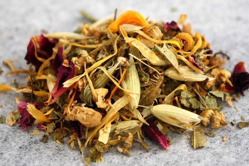 Peaceful Prairie Organic Herbal Tea Blend