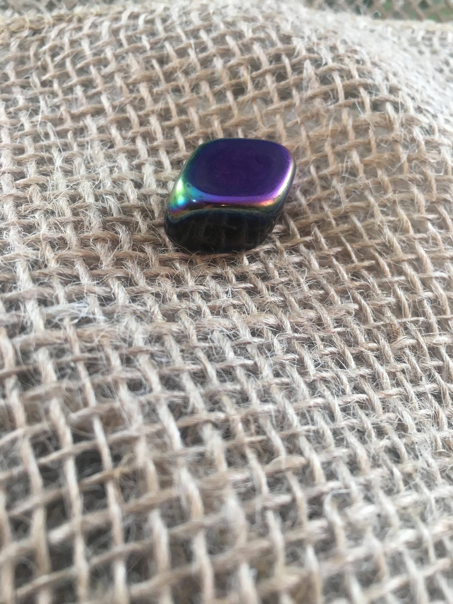 Hematite Rainbow, Magnetic, Stones