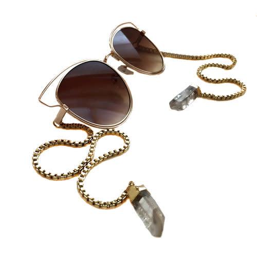Crystal Sunglasses