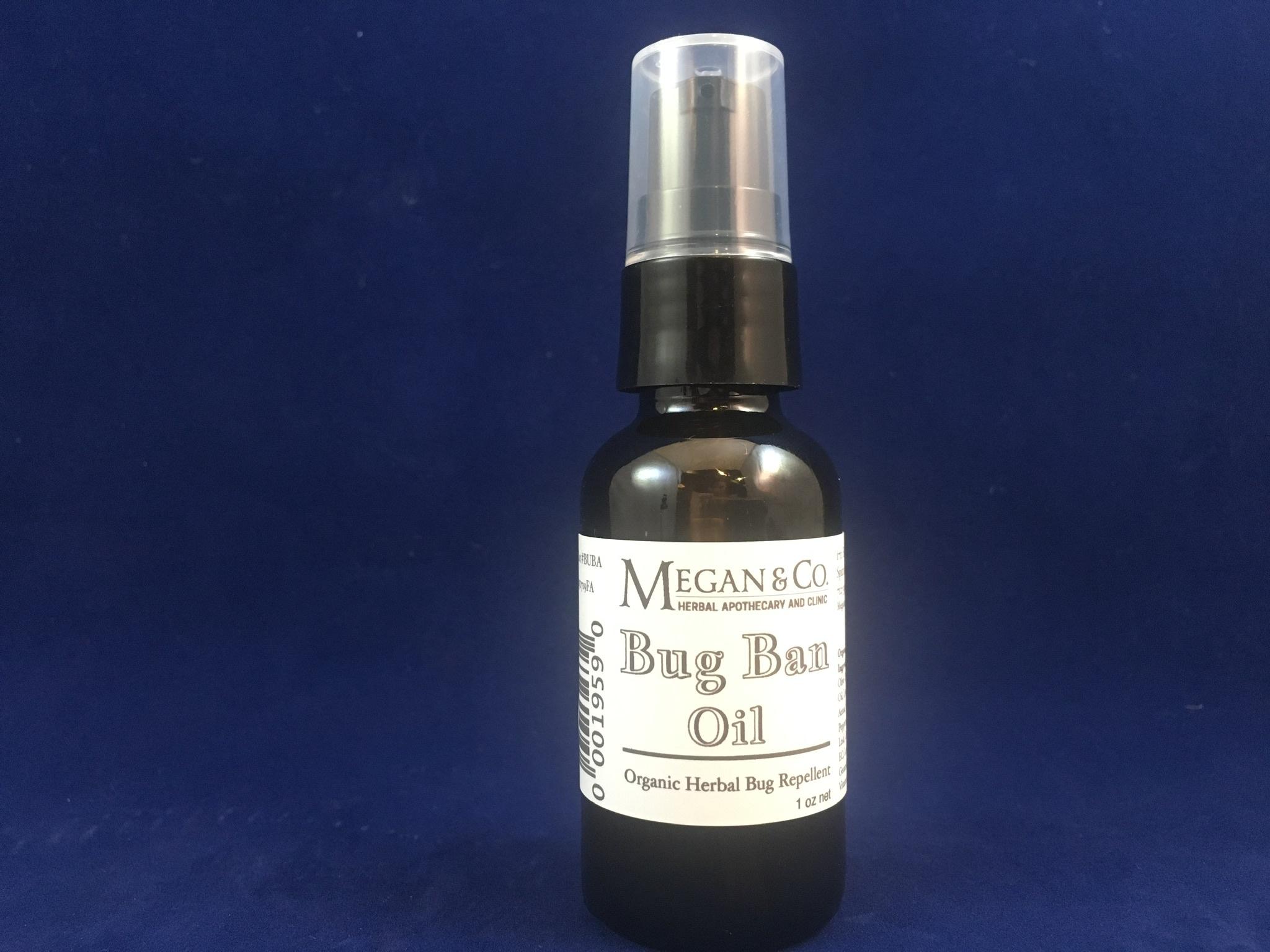 Bug Ban Oil, 1 oz