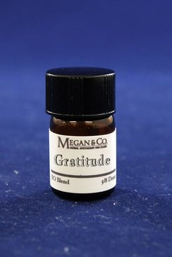 Gratitude Essential Oil Blend