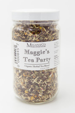 Maggie's Tea Party Herbal Tea Blend