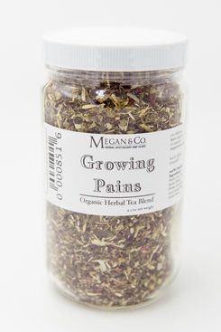 Growing Pains Herbal Tea Blend