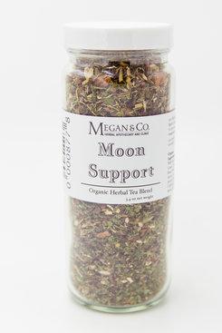 Moon Support Herbal Tea Blend