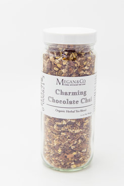 Charming Chocolate Chai Herbal Tea Blend