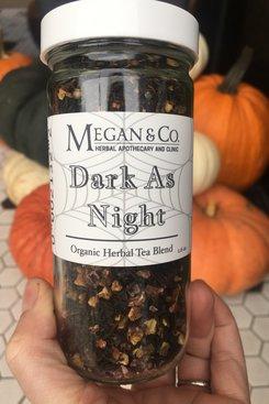 Dark As Night, 8 oz