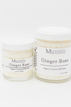 Ginger Rose Milk Bath (Dairy Free)