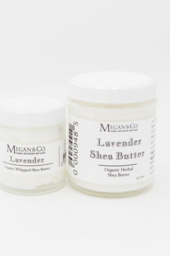 Lavender Shea Organic Whip