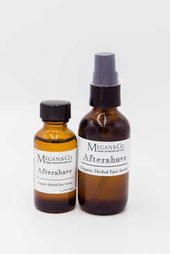 Aftershave Facial Serum