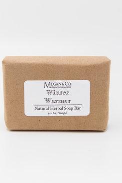 Winter Warmer, Soap Bar