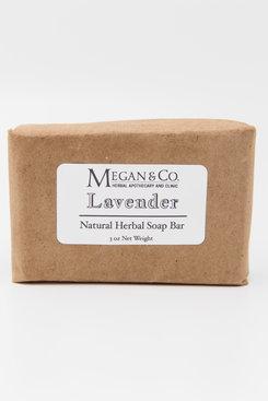 Lavender Soap, Soap Bar
