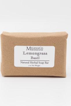 Lemongrass Basil, Soap Bar