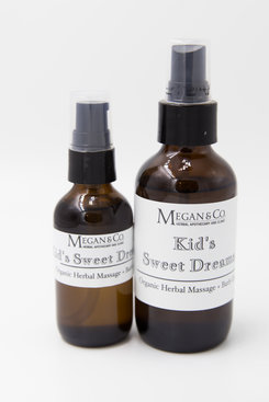 Kid's Sweet Dreams Massage Oil