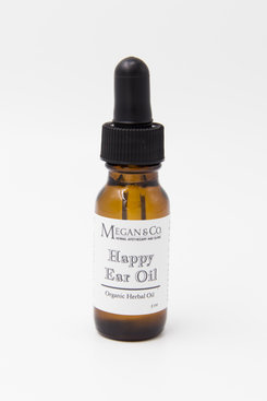 Happy Ear Organic Infused Herbal Oil