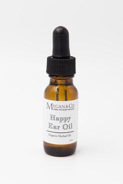 Happy Ear Organic Infused Herbal Oil