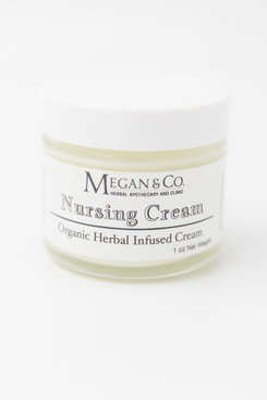 Organic Herbal Nursing Cream
