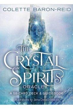 Crystal Spirits Oracle Deck
