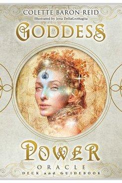 Goddess Power Oracle Deck