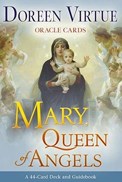Mary Queen of Angels Card Deck
