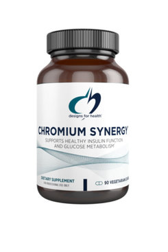 Chromium Synergy, 90 cap, Supplements