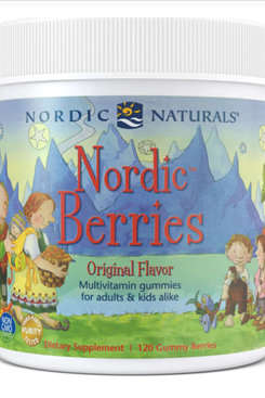 Nordic Berry. 120 count