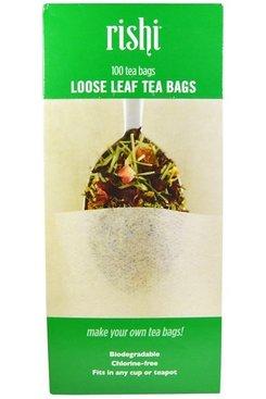 Rishi Tea Bags, Loose Leaf