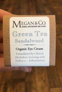 Green Tea Sandalwood Eye Cream