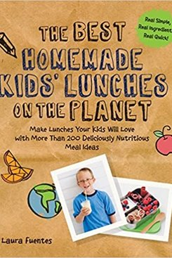 Best Homemade Kids Lunches on the Planet