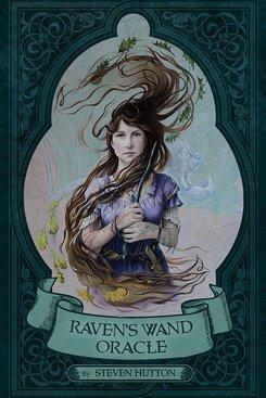 Raven's Wand Oracle, Steven Hutton
