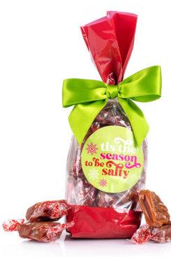 Tis the Season Salty Caramels
