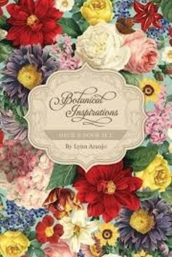 Botanical Inspirations Deck & Book Set, Lynn Araujo