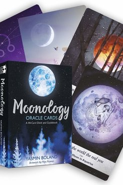 Moonology, Oracle Cards