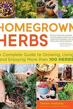Homegrown Herbs, book