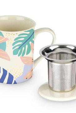Annette Ceramic Tea Mug Infuser