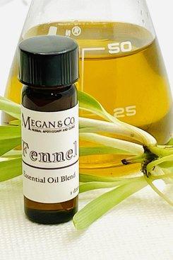 Fennel, Sweet, Organic Essential Oil