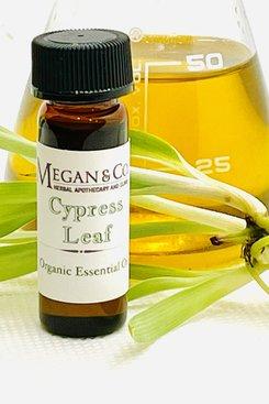 Cypress Organic Essential Oil