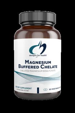 Magnesium Buffered, 60 caps